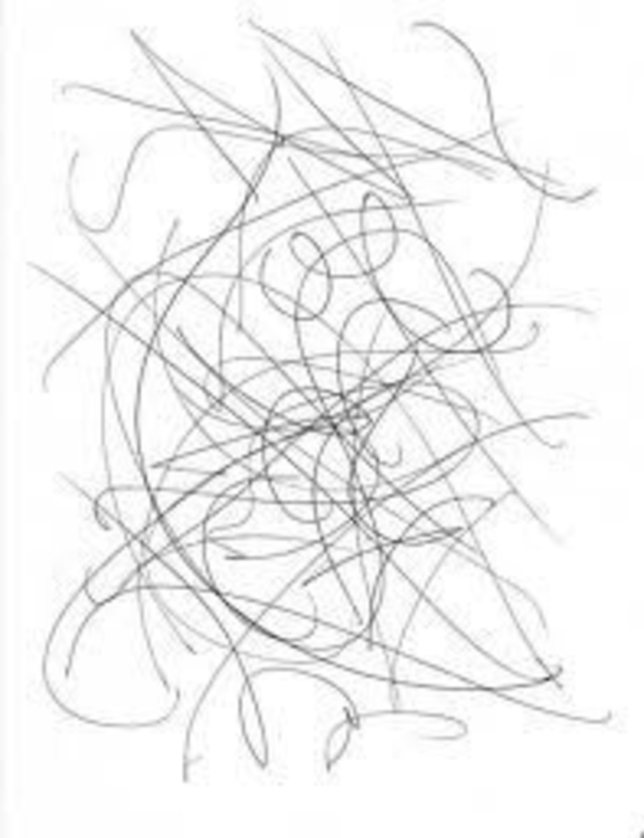 Scribbles drawing game