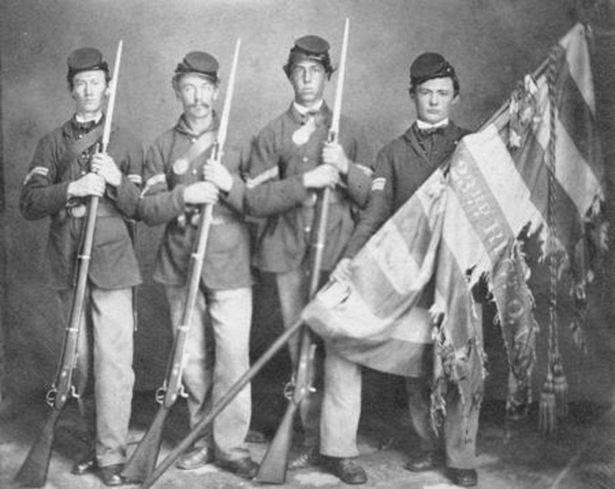 Ohio soldiers