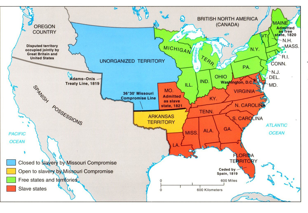 Expansion across the States