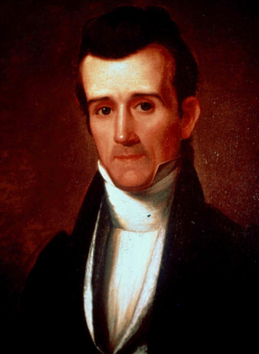 President James K Polk