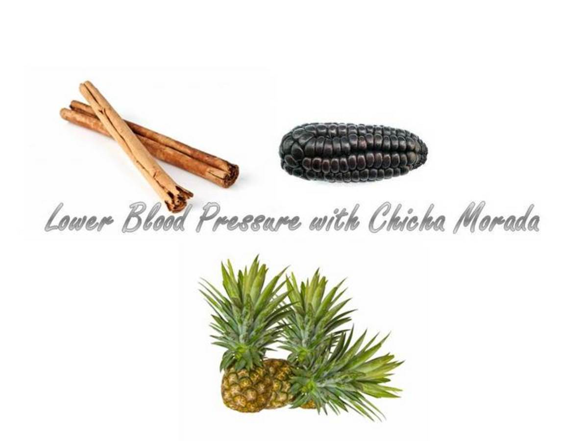 Chicha Morada: Peruvian Purple Corn Drink That Lowers Blood Pressure