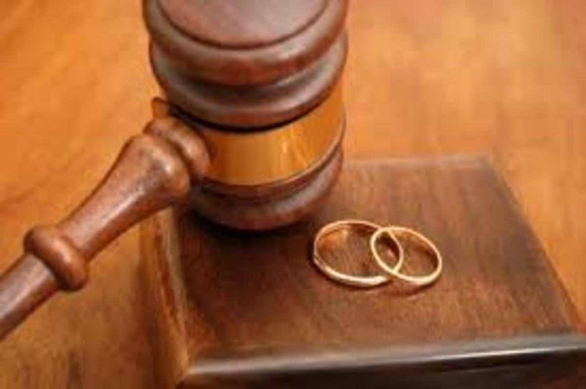 Getting married in court is easy and affordable