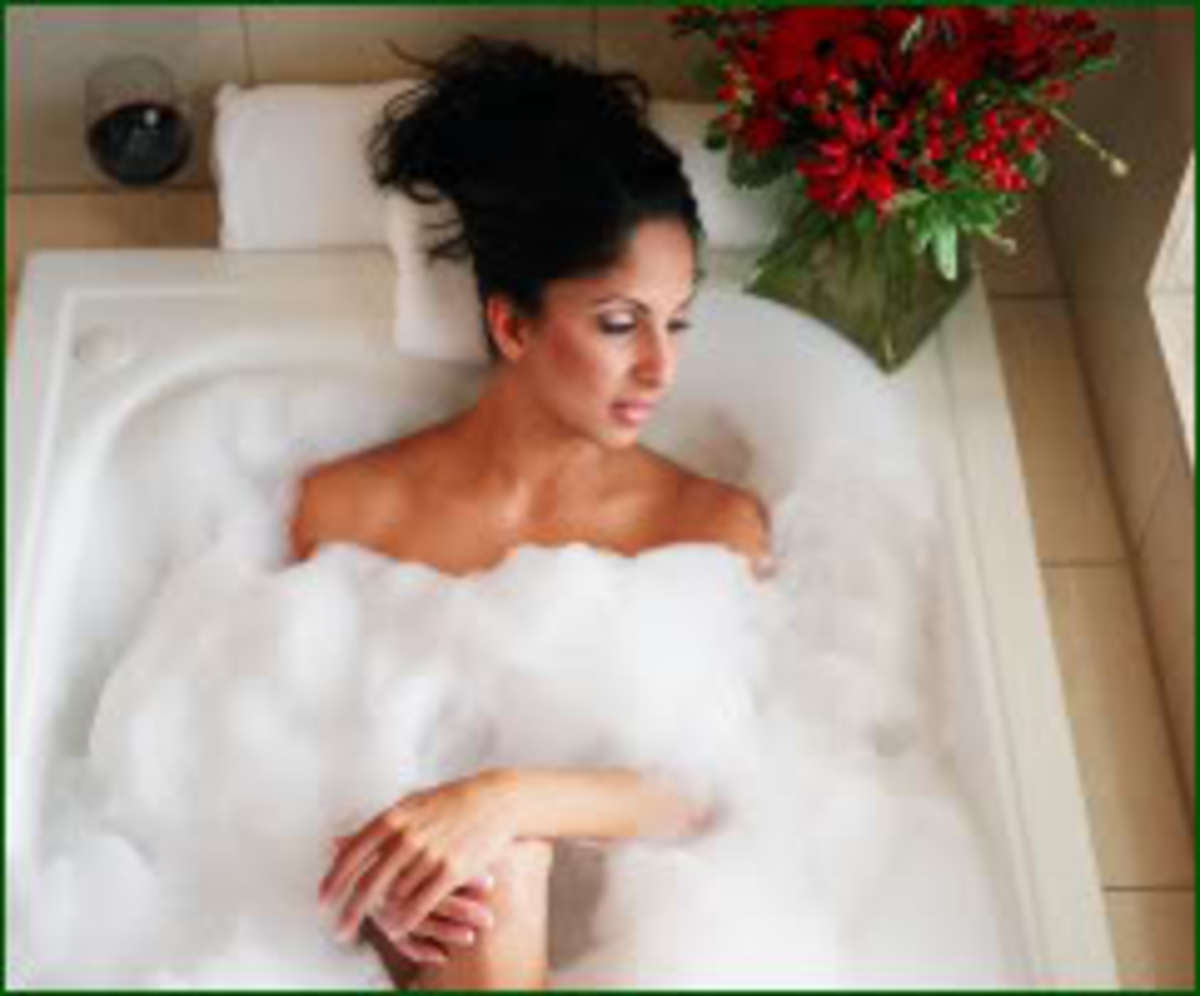 How to Take a Perfect Bubble Bath