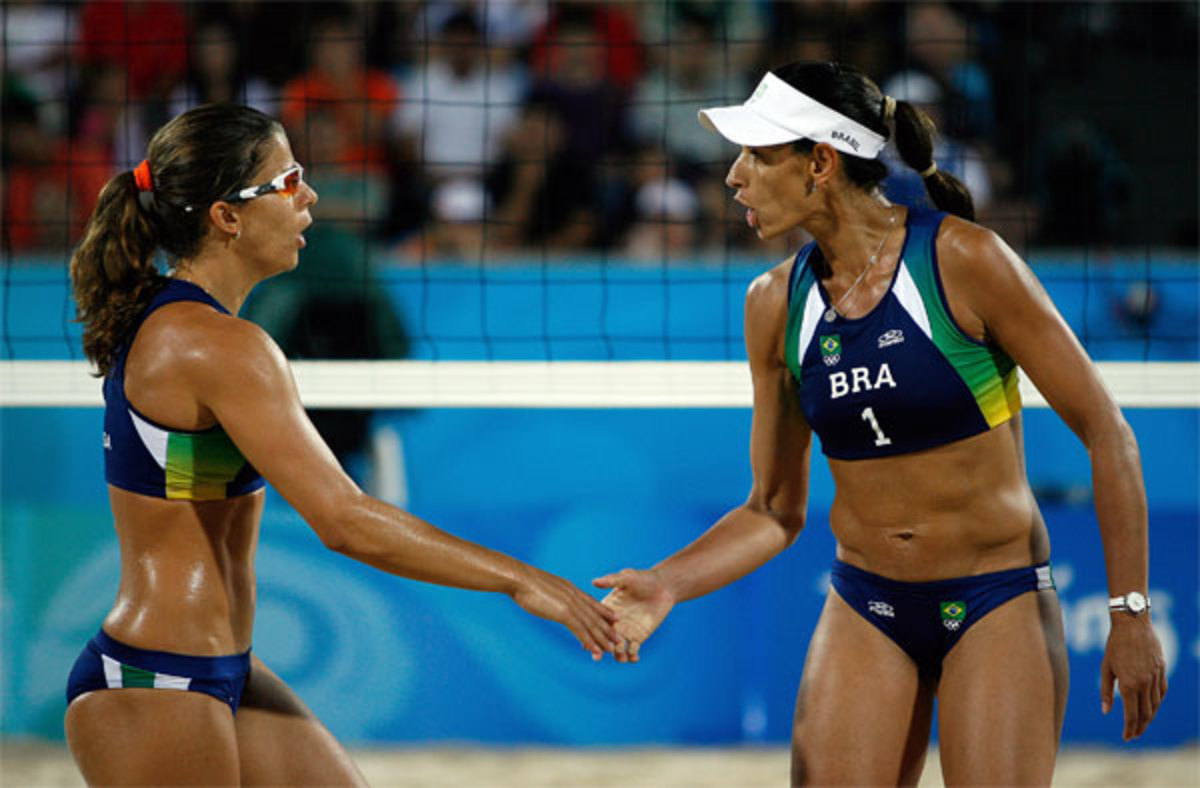 Professional volleyball in Brazil