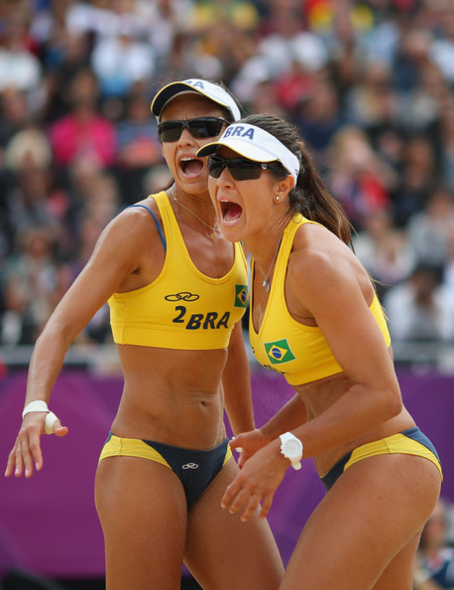 Brazilian women in the Olympics