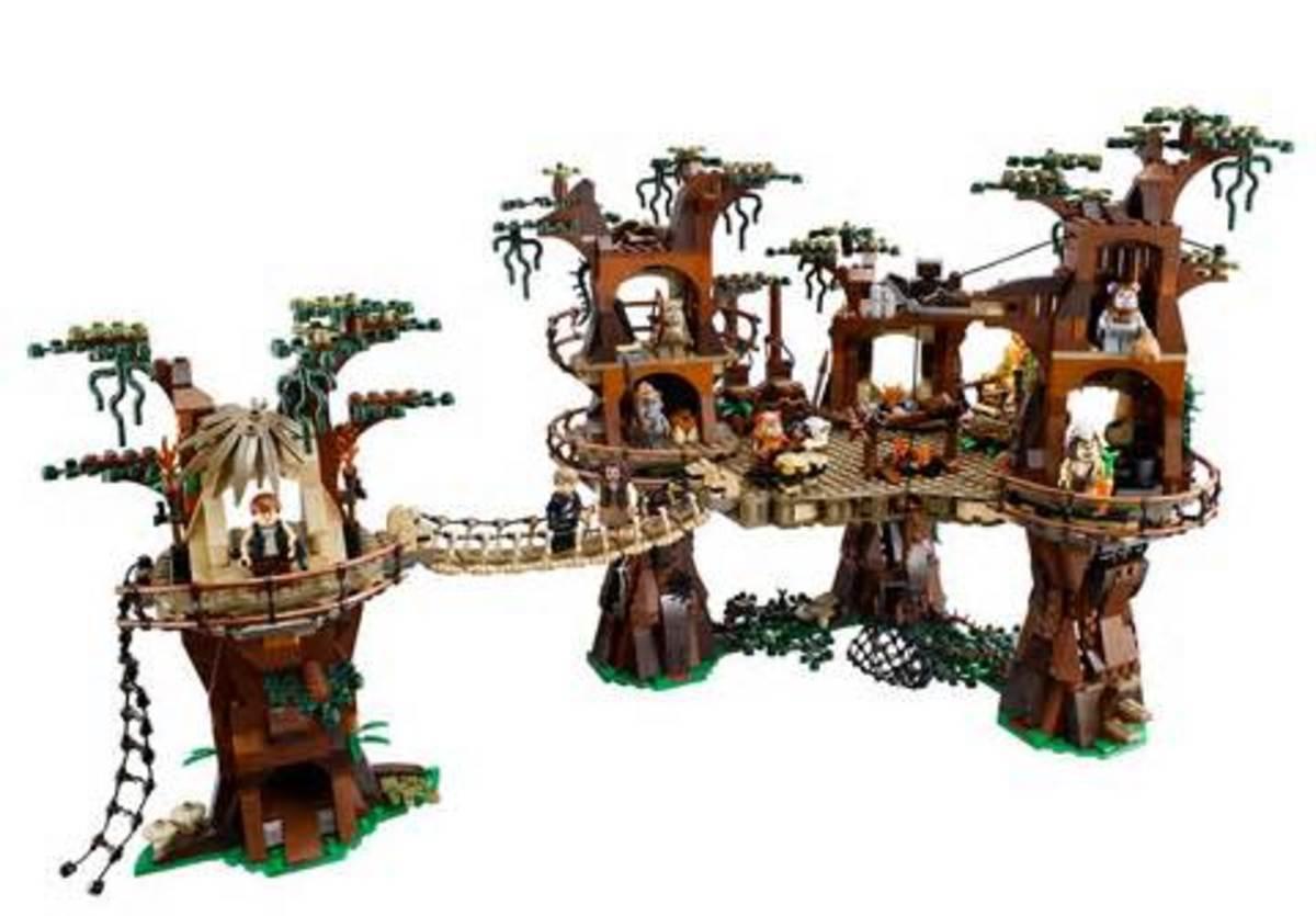 Ewok Village (10236)  Released 2013