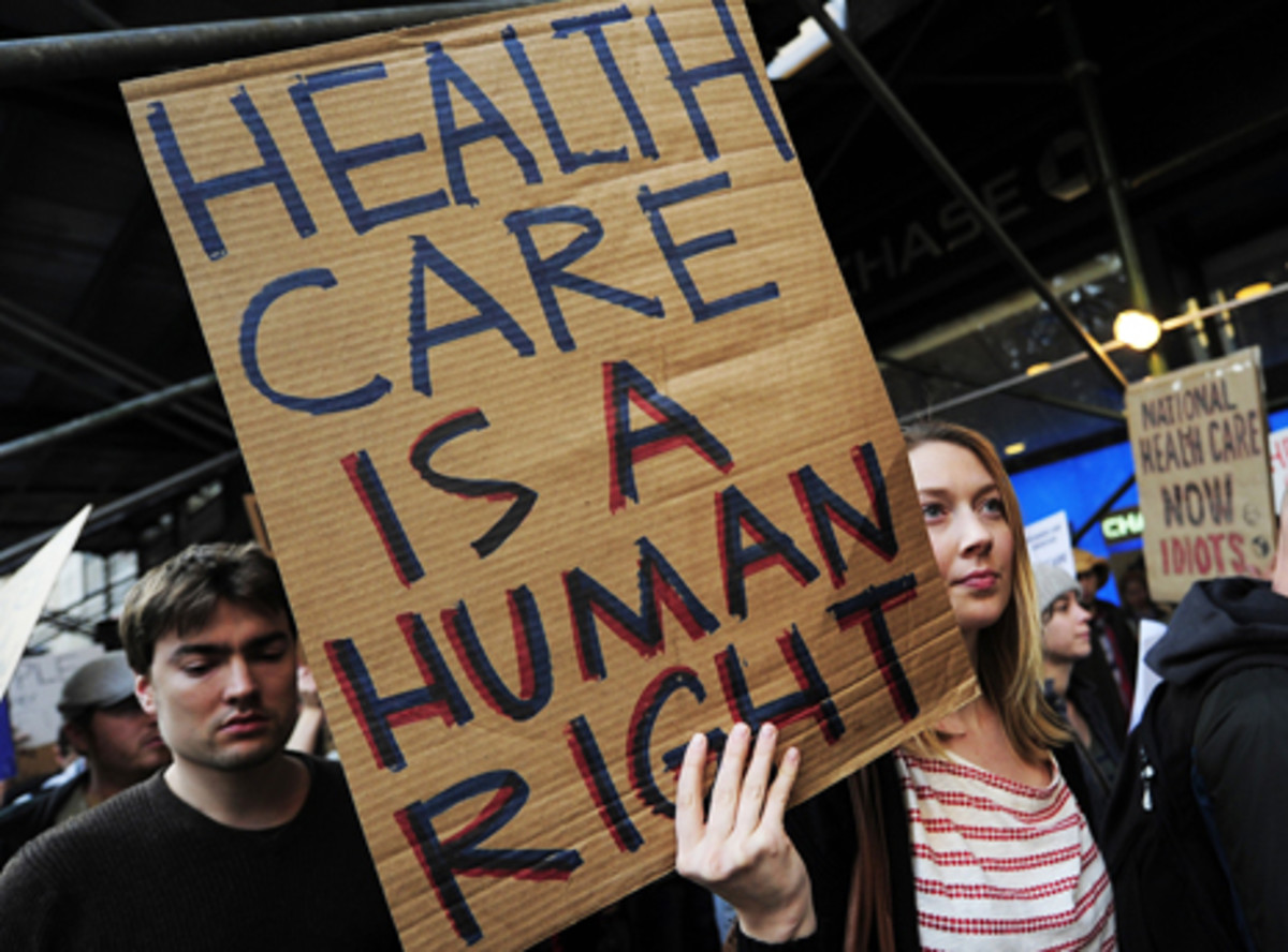 Health Care & Human Rights