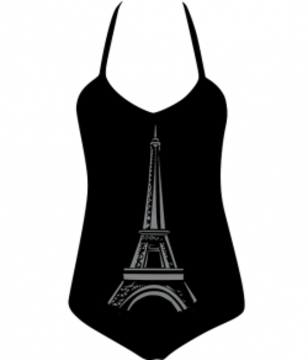 Maillot = French One Piece?