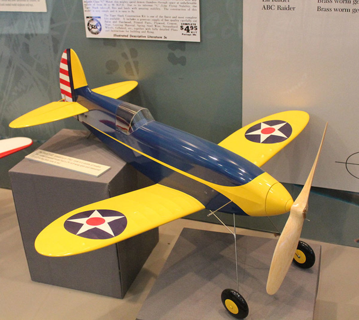 Vintage Model Aircraft | Vintage Toys | The end of an era of an American Icon