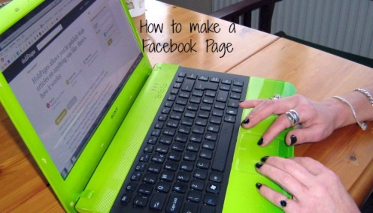 How to make a Facebook Business Page