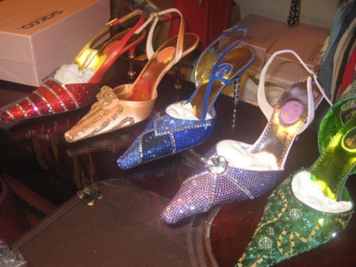 Sacco Shoes