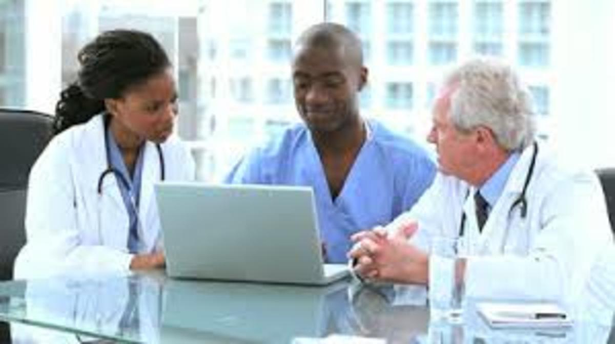 Today We Find Many Naturopath's And Alternative Doctor's Working With Medical Doctors For The Benefit Of The Medical Doctors Patient