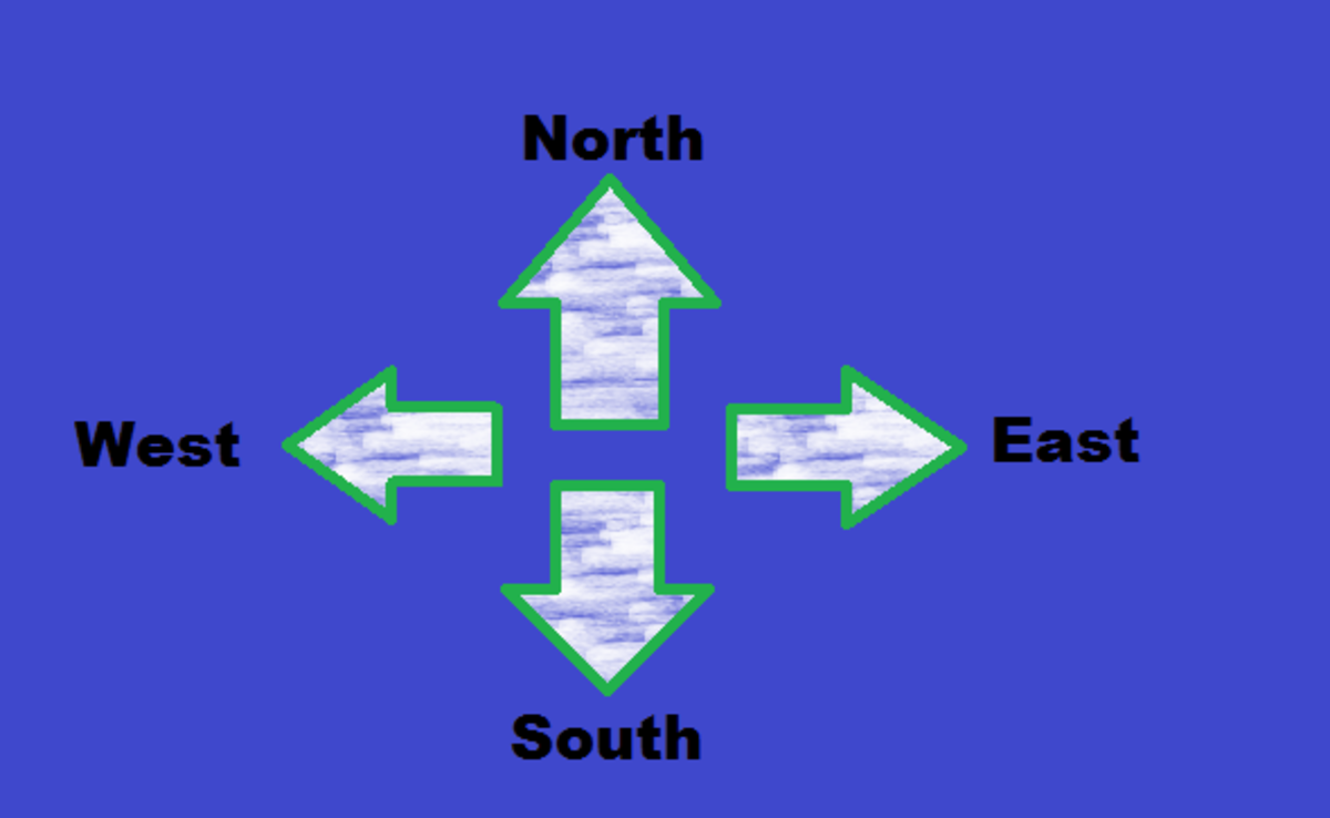 Would you like your front yard to the South and your back yard to the North?