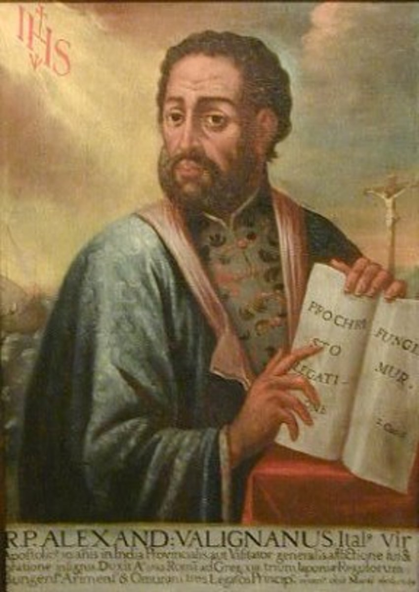 Alessandro Valignano blazed the trail for Catholic missionary work in China by adapting to the local culture.