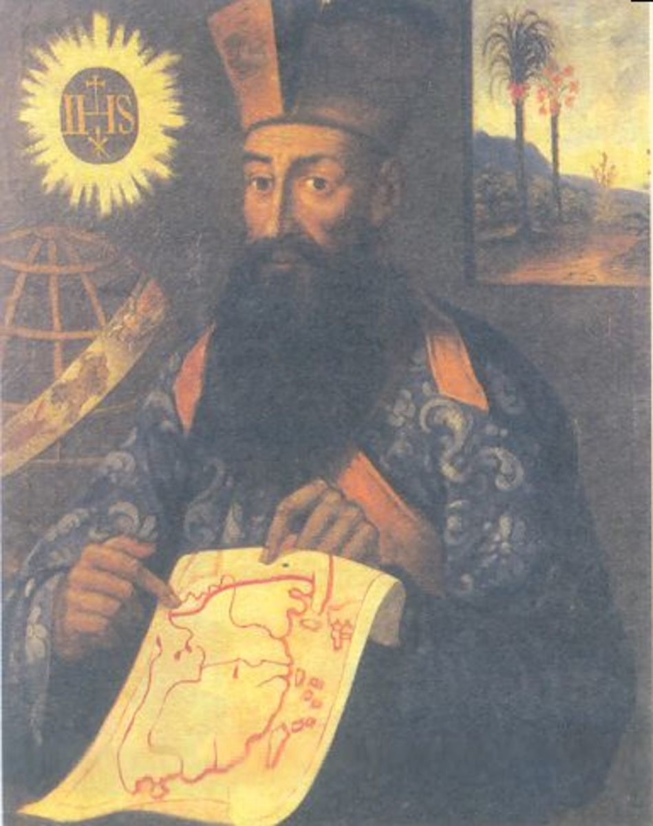 Martino Martini was an Italian historian and a Jesuit missionary. His letter to Pope Alexander VII convinced the Pope to rule in favor of inculturation.