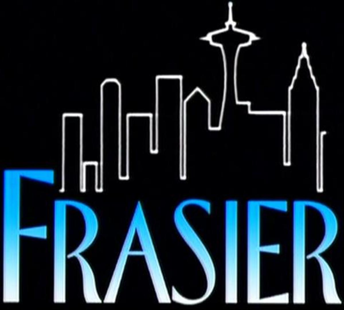 Frasier Logo. Copyright of Paramount Network Television and NBC