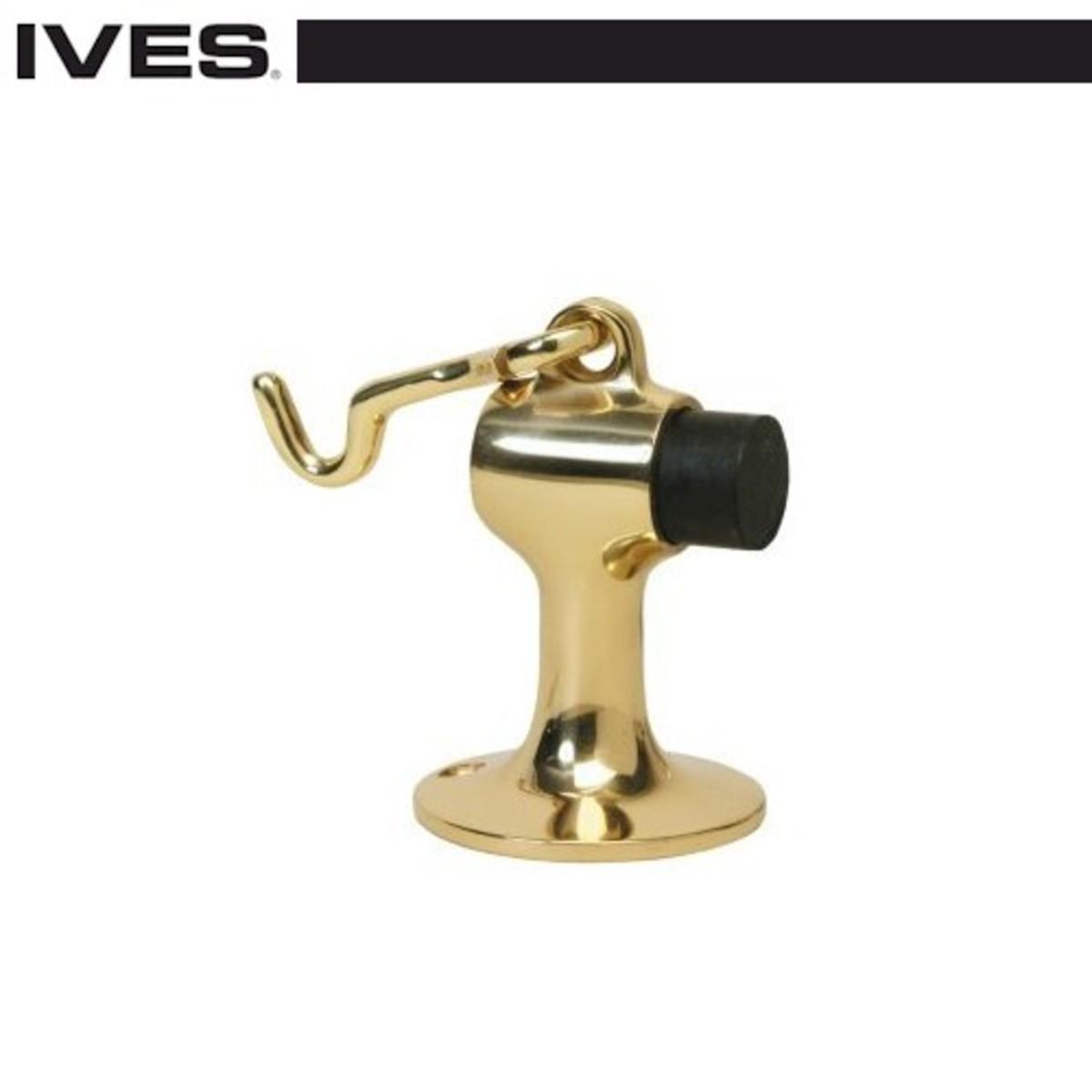 Ives FS446 door stop and holder.    Image source:  https://buydoorhardwarenow.com