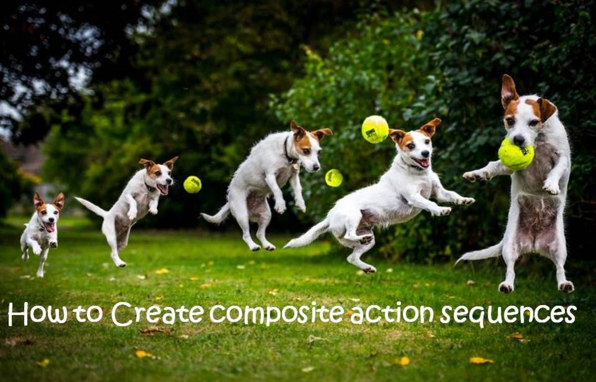 Best Guide to Creating composite action sequences in Photography