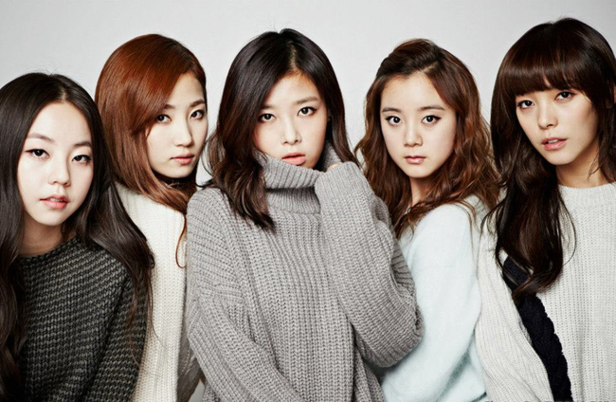 "Wonder Girls is the first Korean girl group to enter the Billboard 100 with their song ""Nobody But You"". The group is in hiatus after their leader got married early this year."
