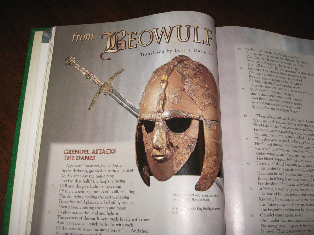 Beowulf research topics