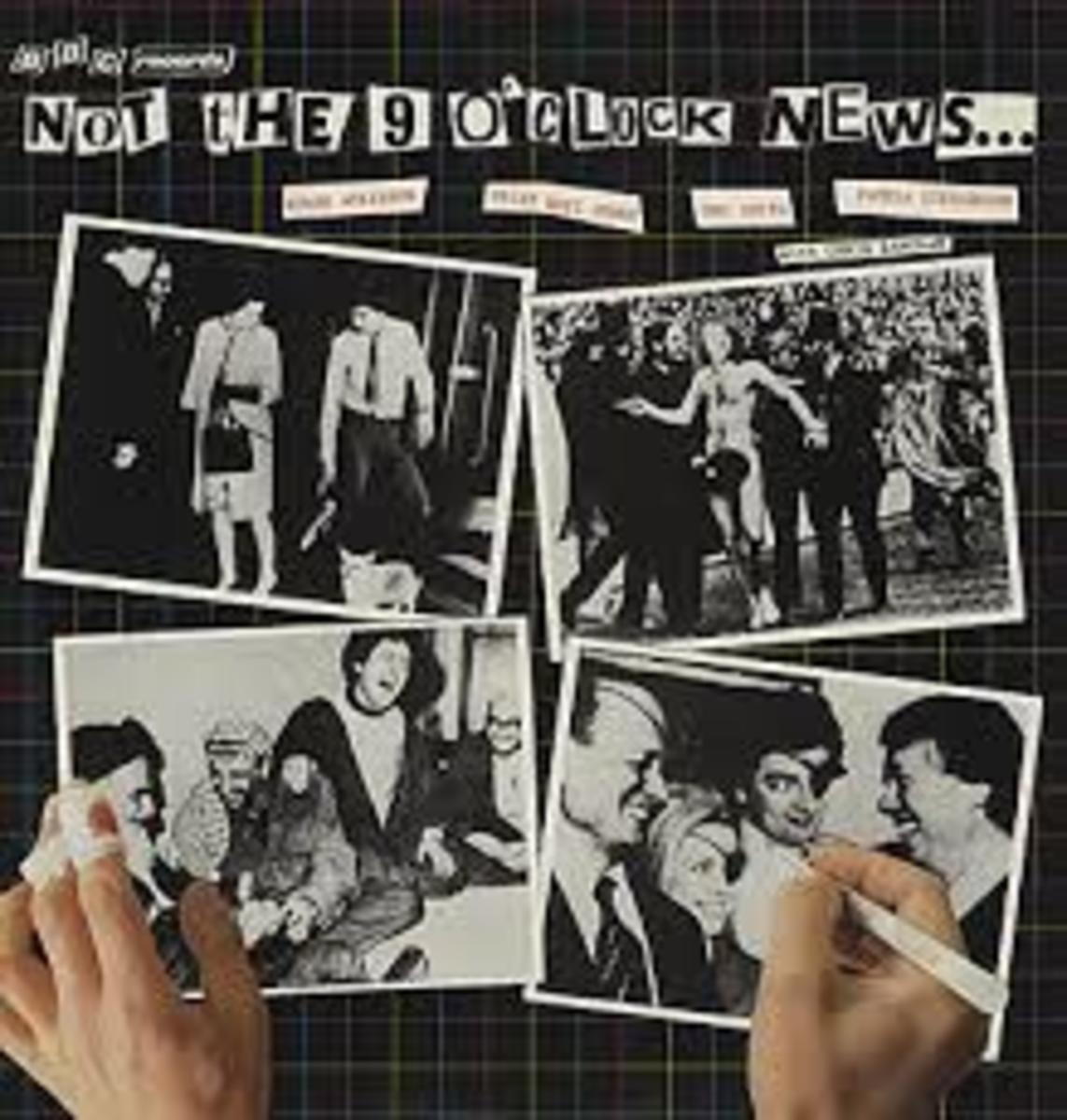 Not The Nine O'clock News - LP