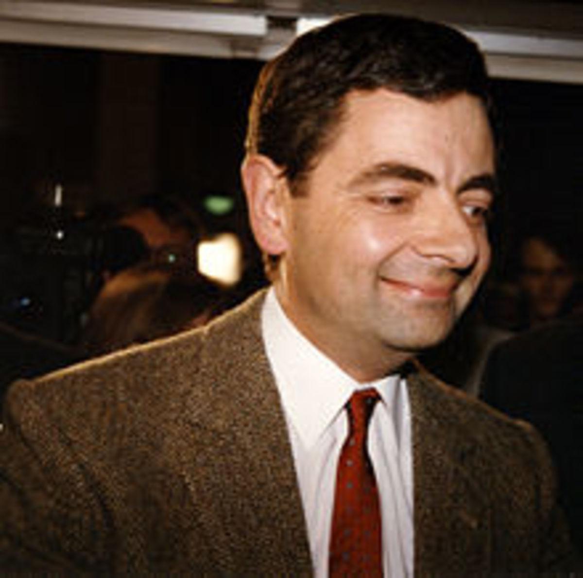 Not the Nine O'clock News - Rowan Atkinson