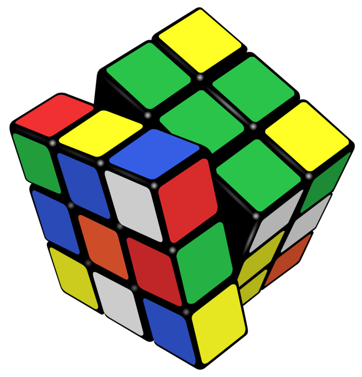 Rubik's Cube Fun Facts
