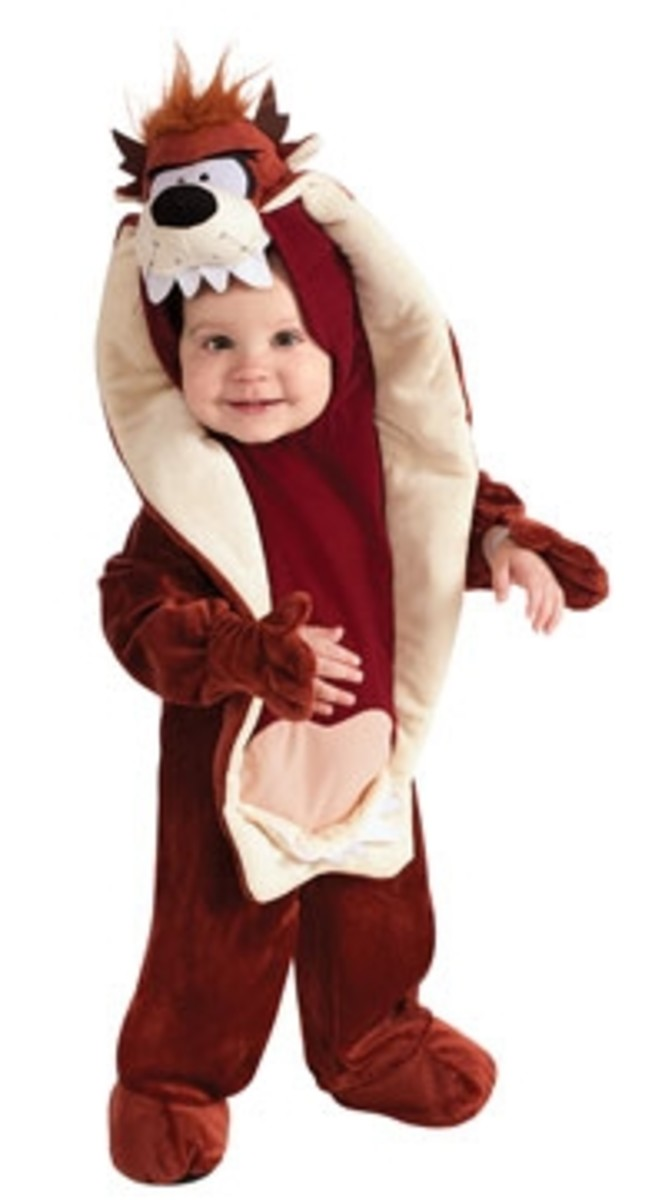 Looney Tunes Baby Costumes