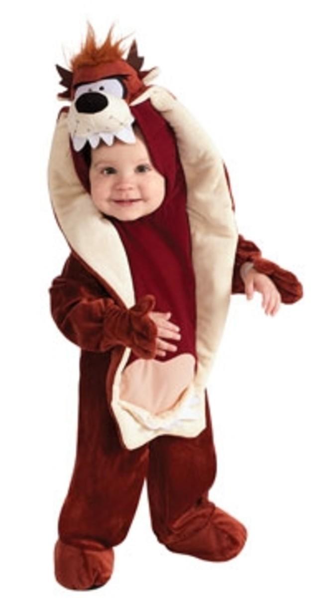 Looney Tunes Baby Costumes