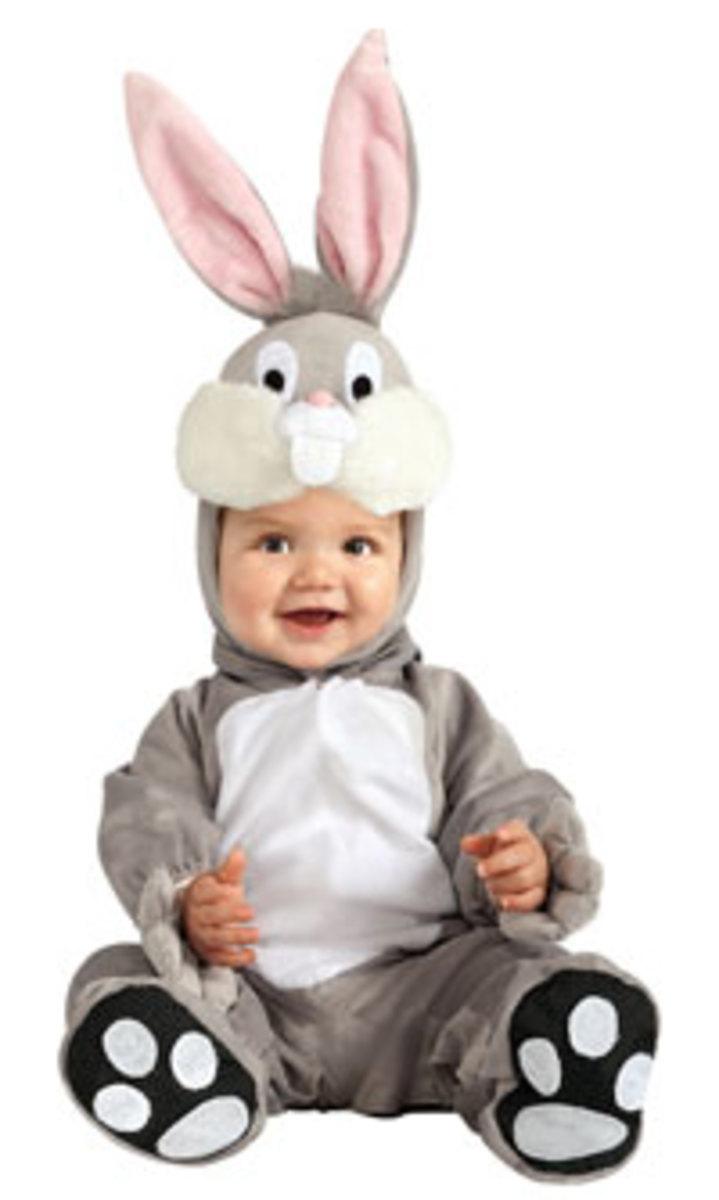 Baby Bugs Bunny Costume