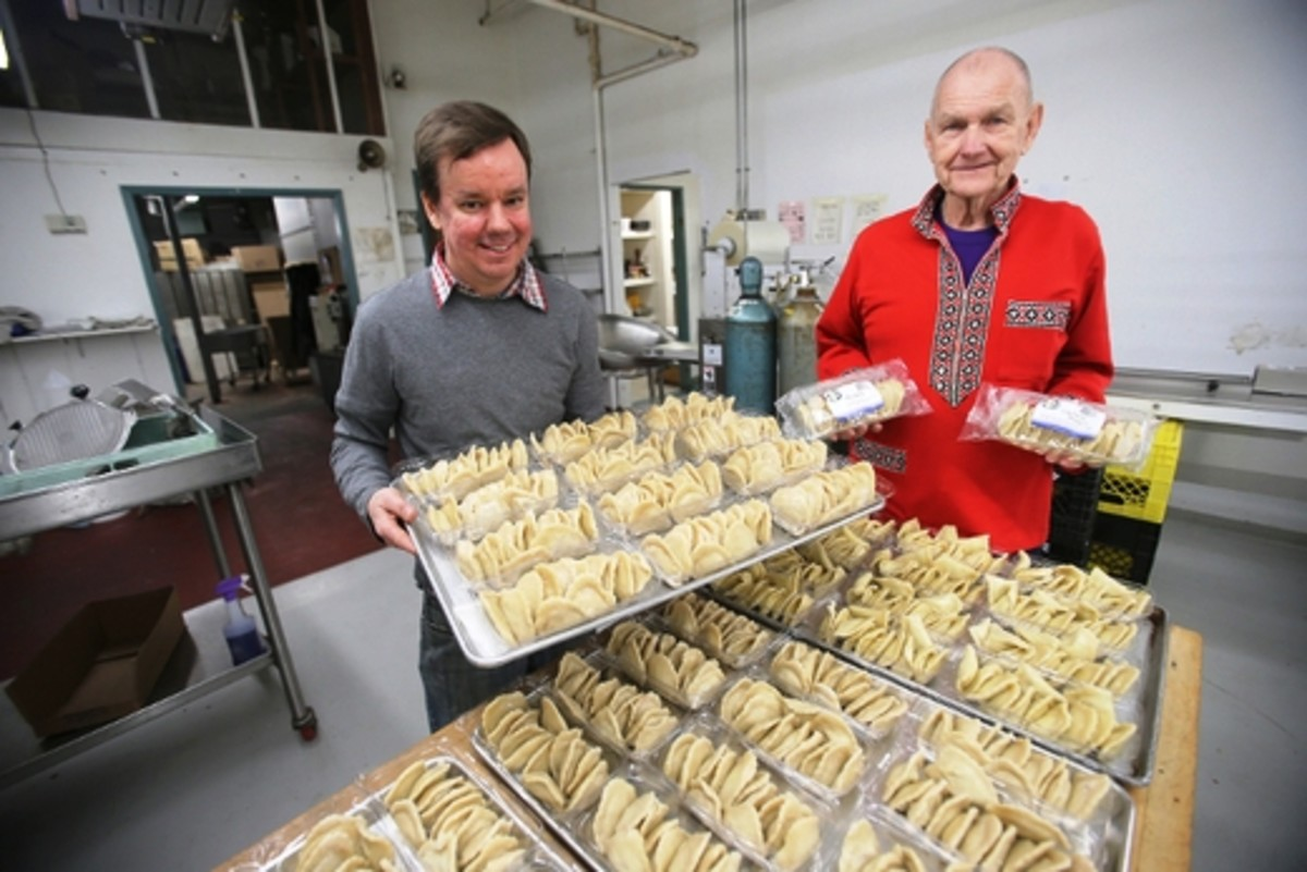 Winnipeg is possibly the Perogy Epicenter of Canada.  Read about the Empire Expanders.
