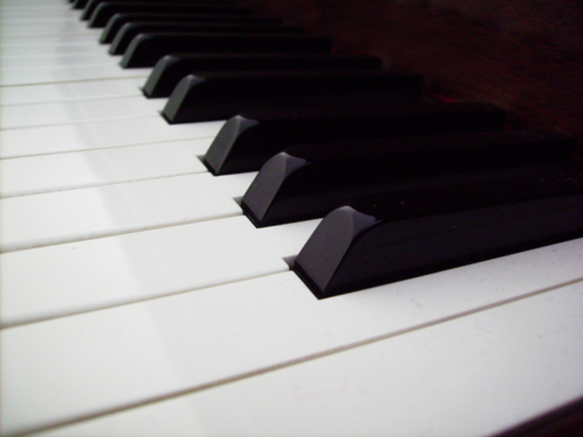 Play Pentatonic Scales on the Piano