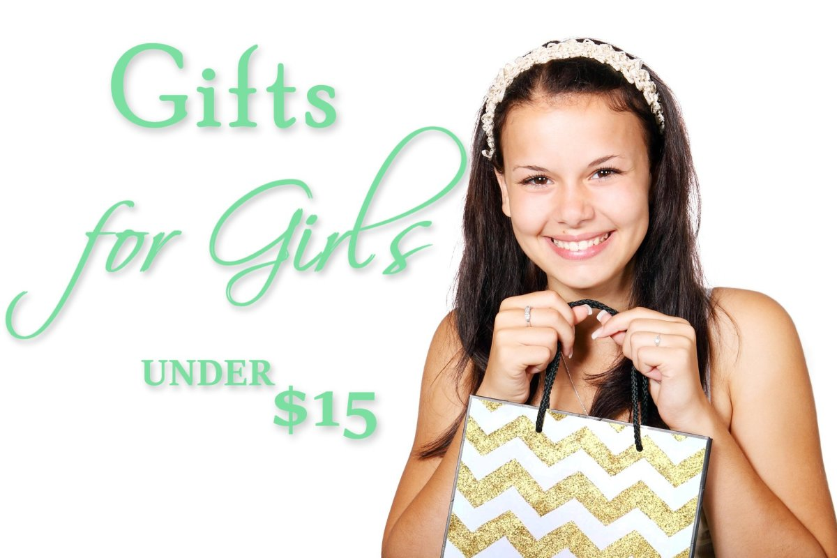 Expensive-Looking Gifts Under 15 Dollars for Girls