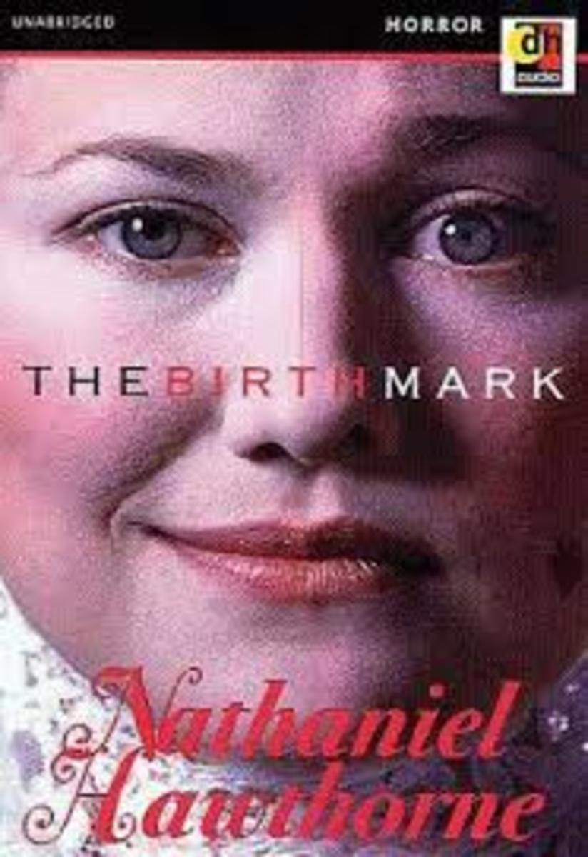 Literay Analysis of The Birthmark of Nathaniel Hawthorne