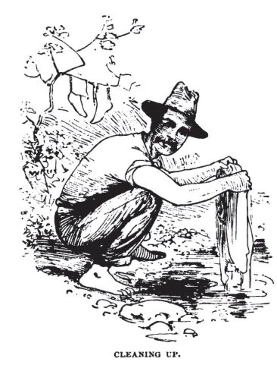 American Civil War Life: Union Infantryman – Life in Camp 8