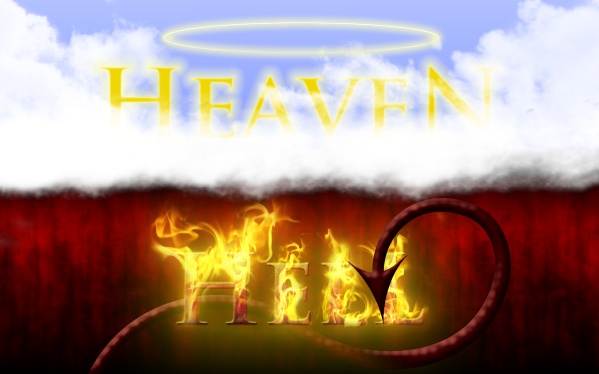 Heaven and Hell Astrology Signs
