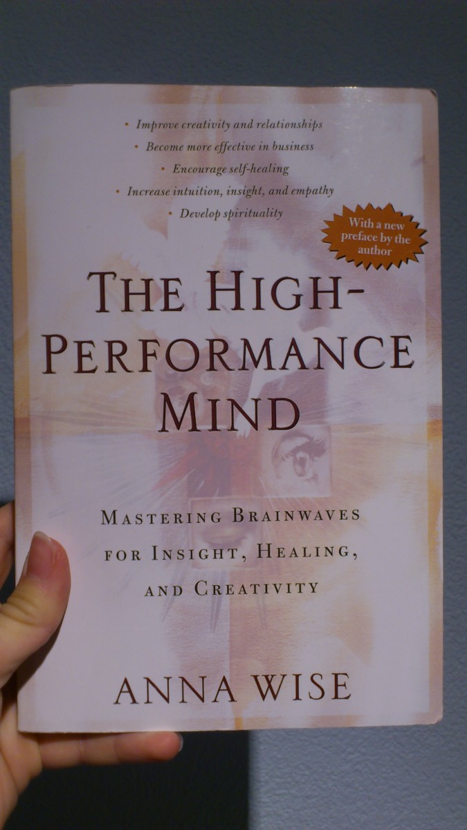 Books on Brain Waves: Review of The High Performance Mind by Anna Wise
