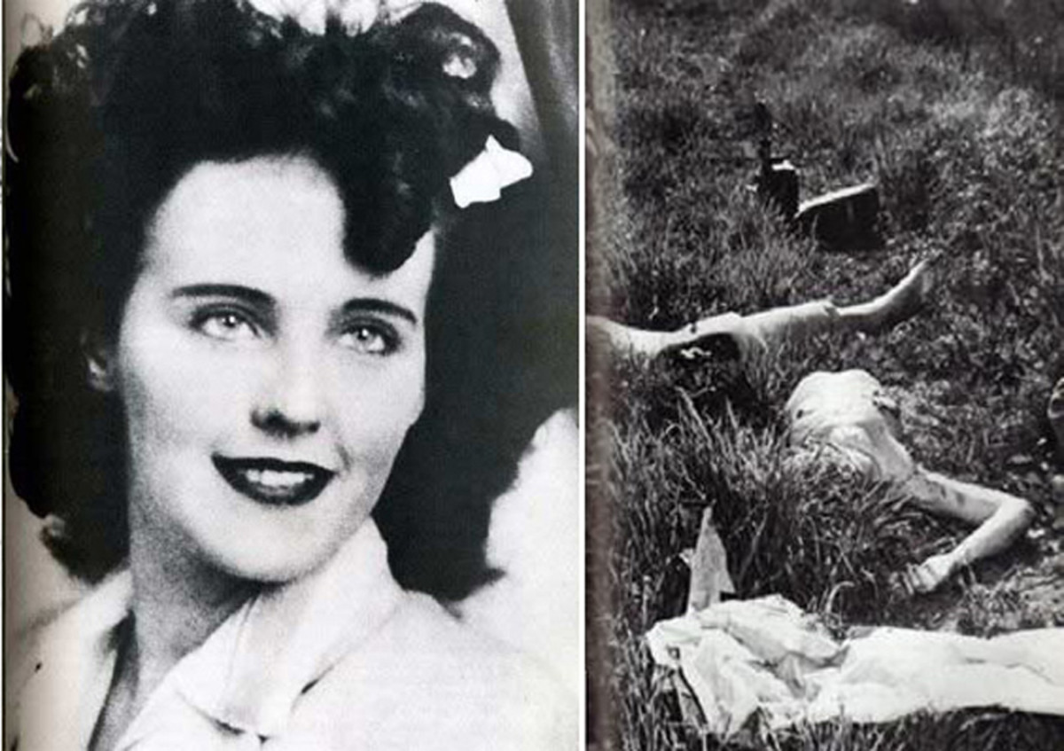Elizabeth Short Dead