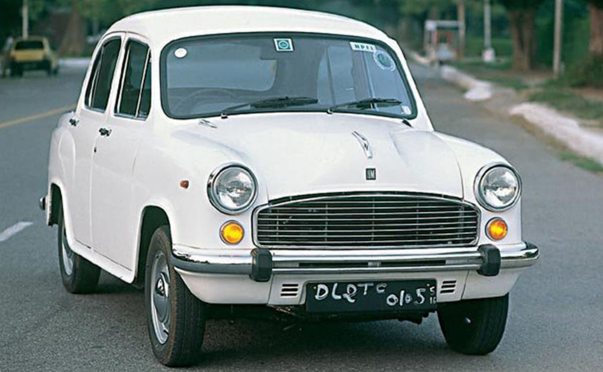 Vintage Cars :History of the Ambassador Car closely Enmeshed with History of India