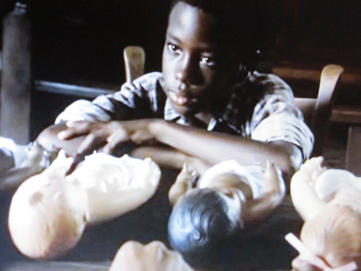 The question was even asked by Professor Kenneth Clark, which doll is uglier? Each black child picked the black doll. This proved test was presented during the trial before the Supreme Court to help prove the negative effects of segregation.