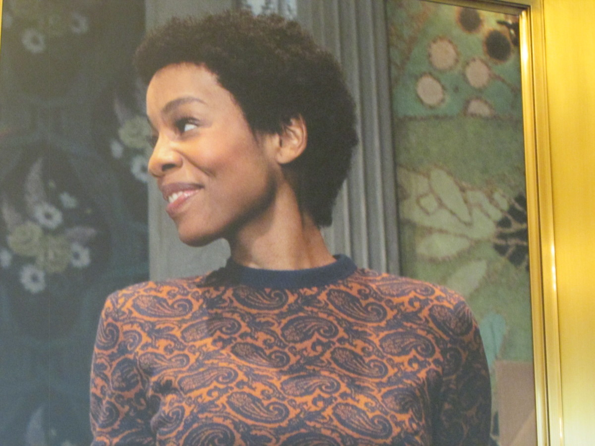 """Anika Noni Rose, plays the sister of Walter Younger played by Denzel Washington. She talked about how """"A Raisin in the Sun,"""" changed the world."""