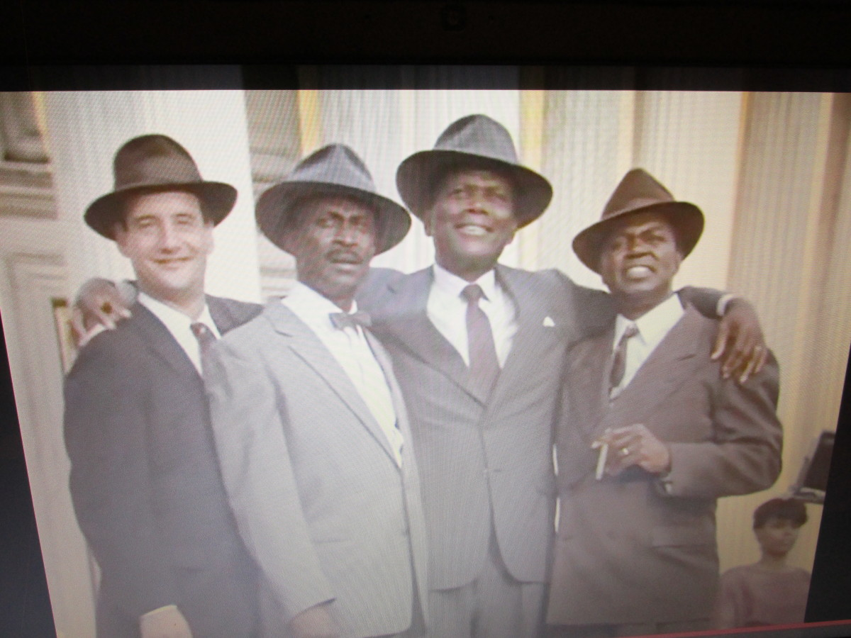 Other major actors such as Cleavon Little also performed