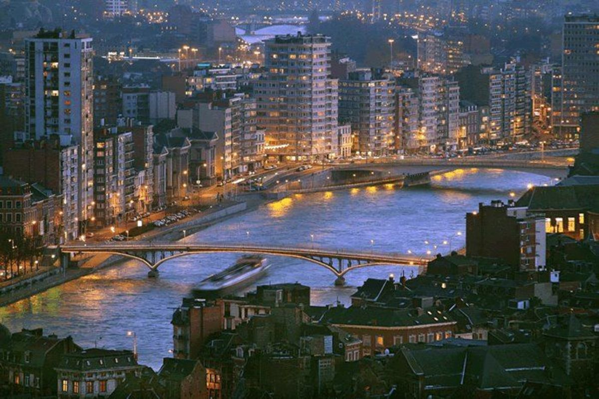 Liege. Belgium