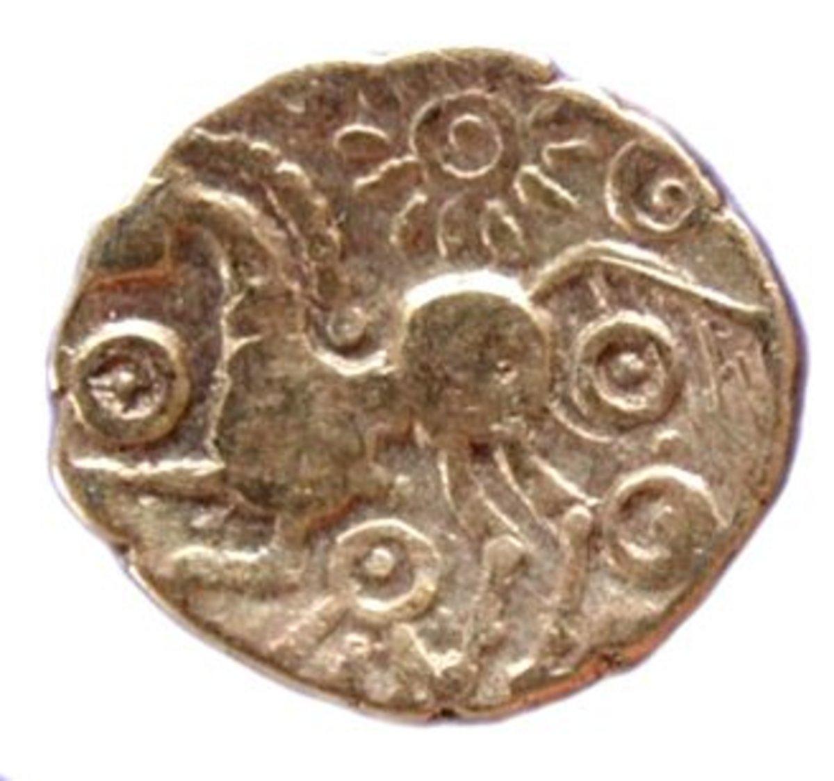 Belgae coin