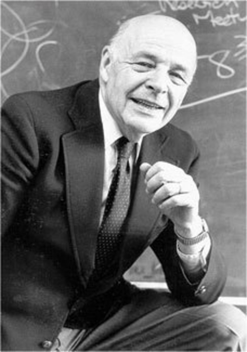 Norman Garmezy (1918- 2009) a Pioneer in the study of risk and resilience.