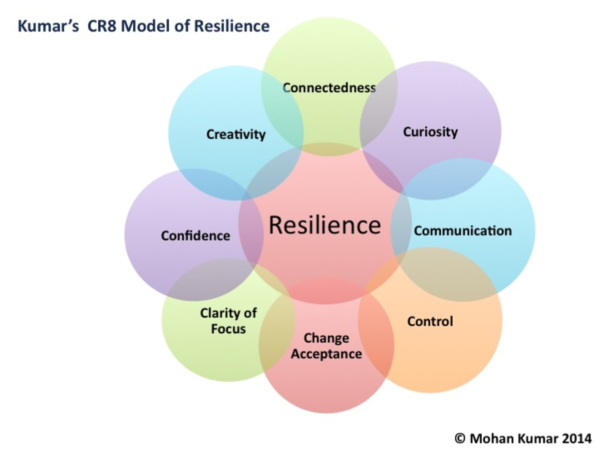 The CR8 Model of Resilience