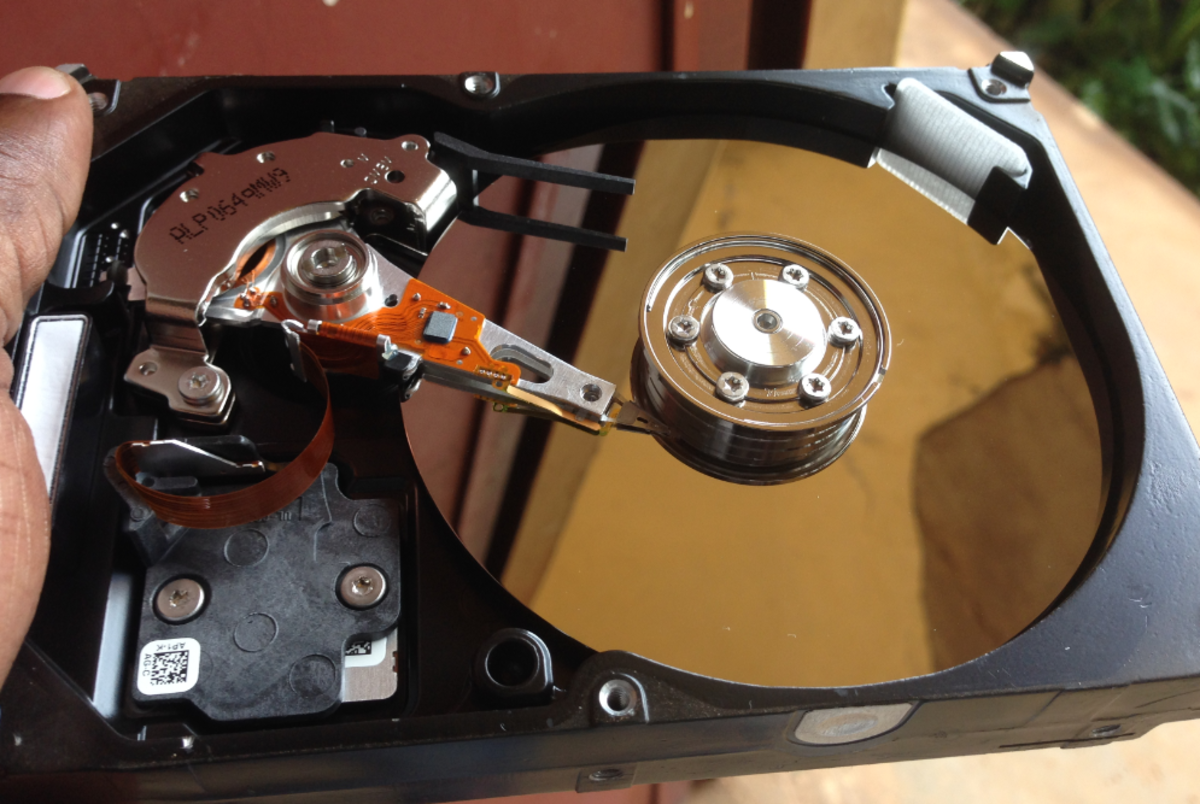 How to Repair a Hard Disk Drive at Home