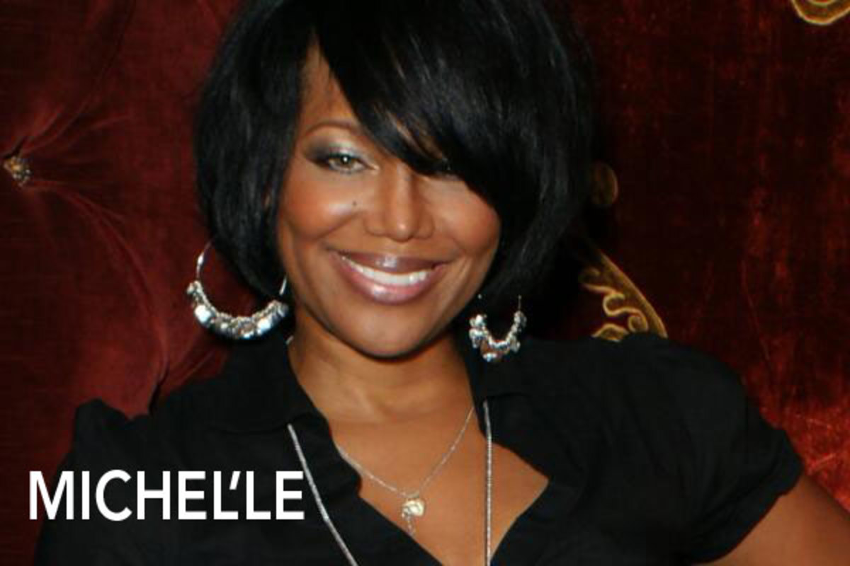 Abused ex of Suge Knight - R&B Diva Michel'le - reveals suicide attempt