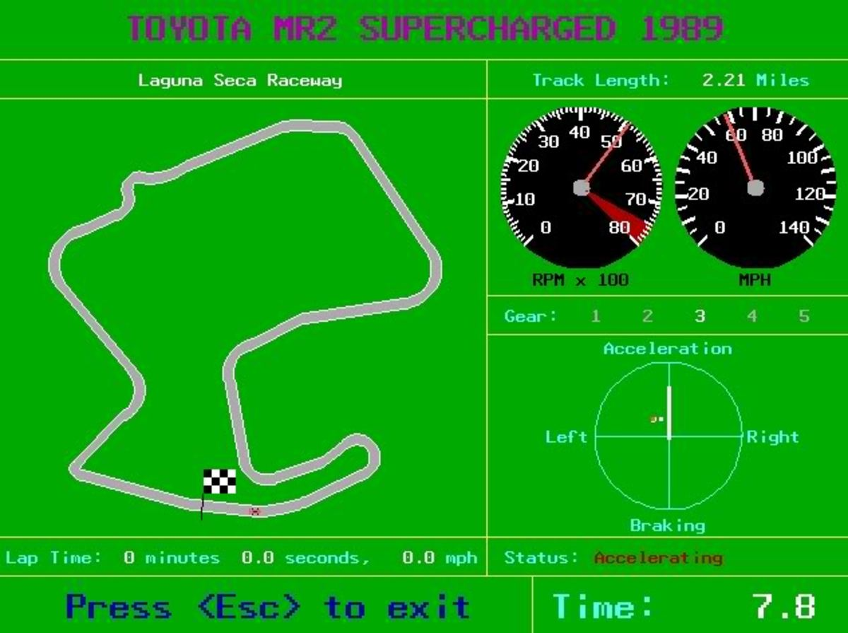 The Best Car Performance Simulator Ever - CarTest