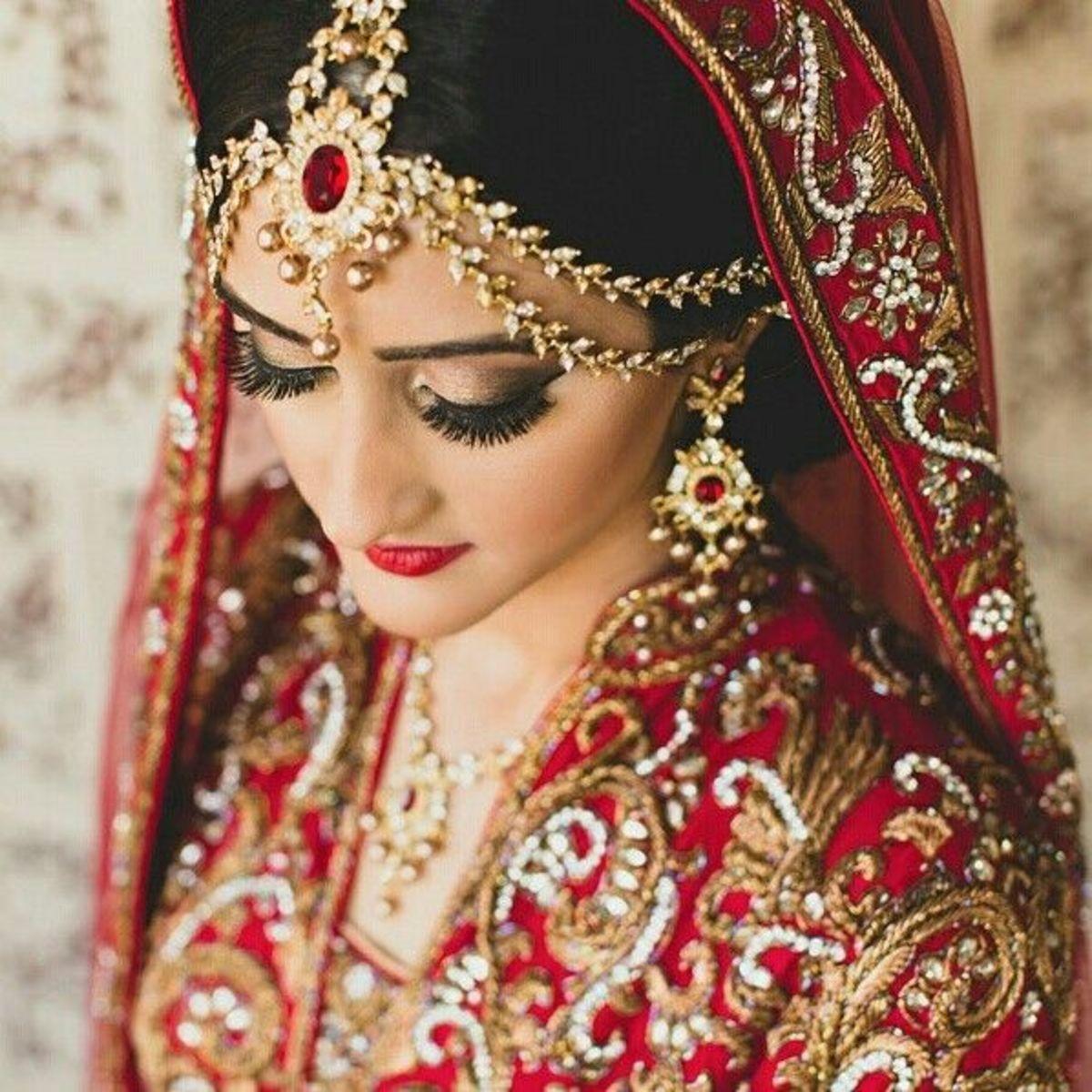 unique bridal jewellery